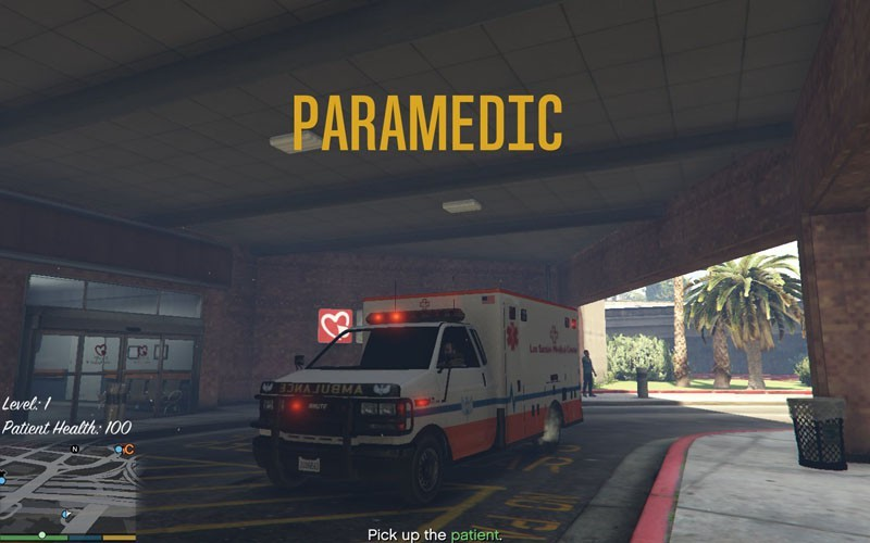 Ambulance Mini-Missions