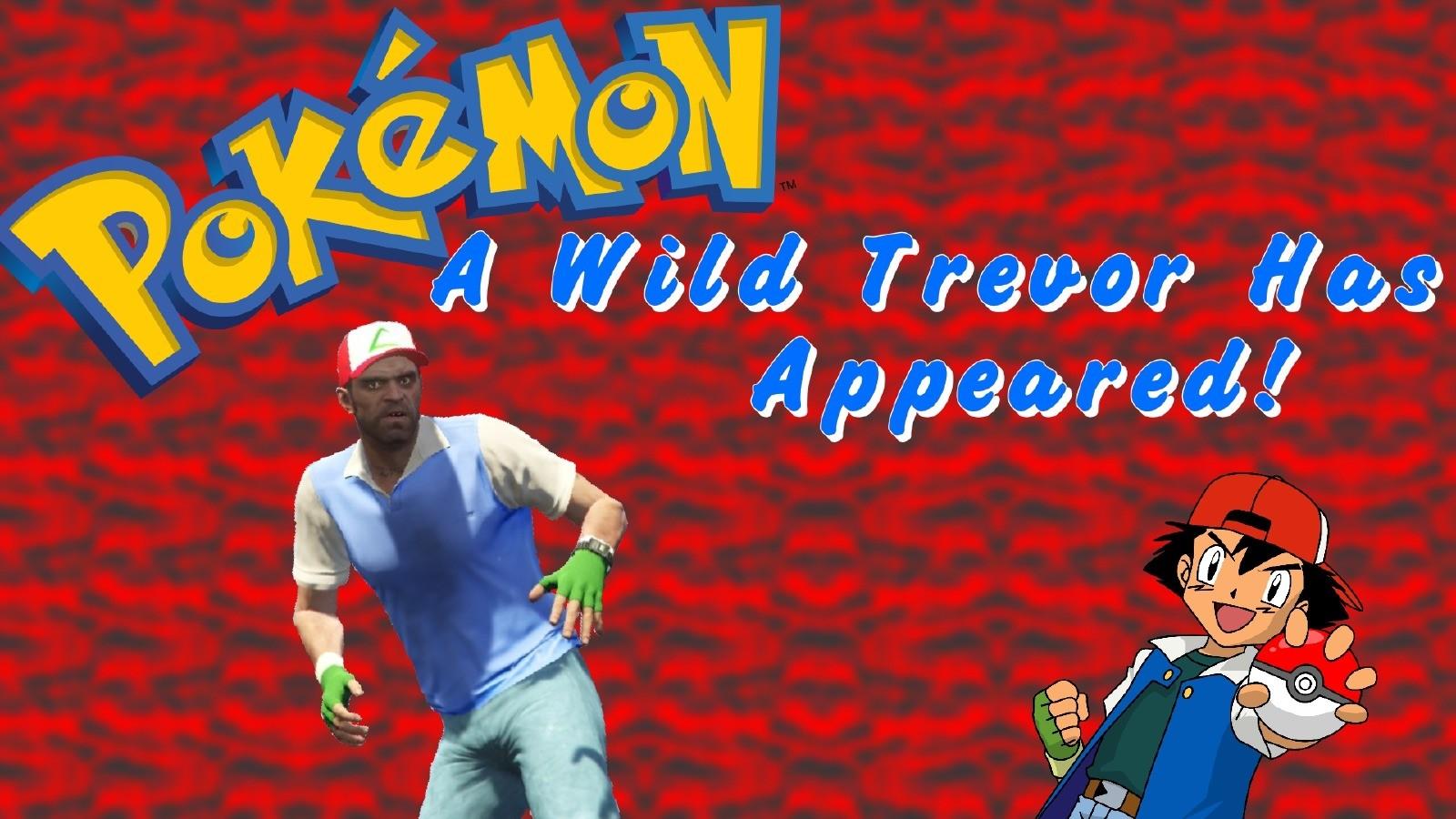 Trevor Sasha Pokemon