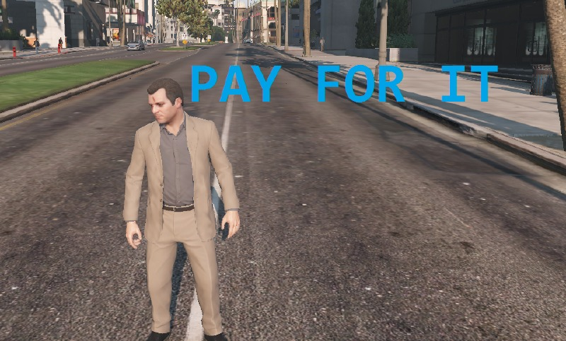 Pay For It