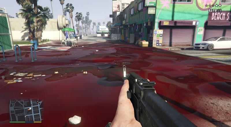 BloodFloors