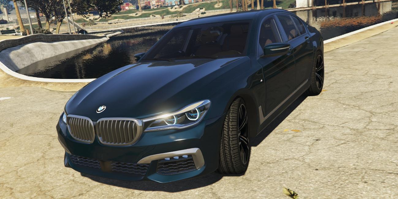 BMW M760 2017