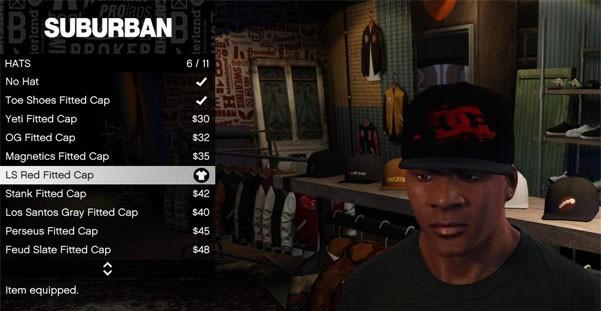 DC Blood Splat Hat