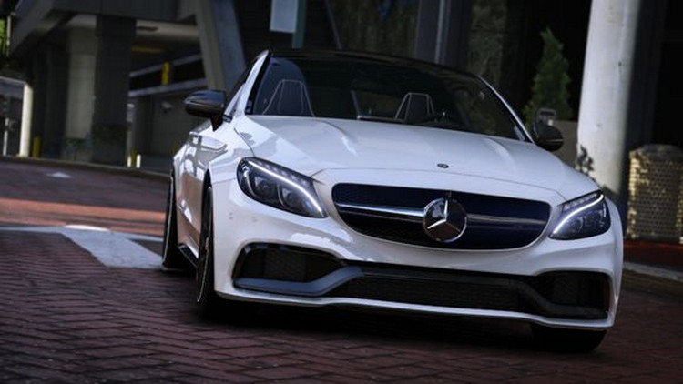 Mercedes-Benz AMG C 63 S Coupe 2016