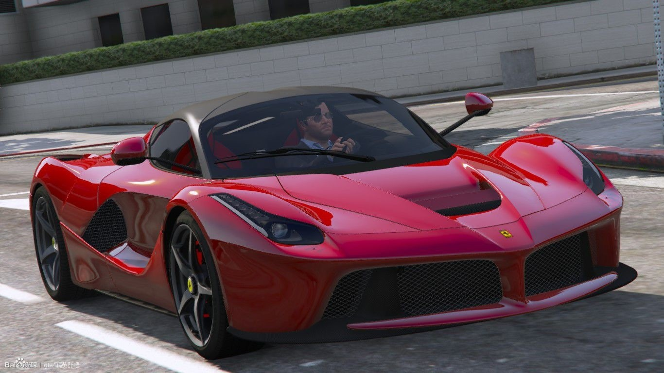 2013 ferrari laferrari v hicules t l chargements gta 5 for Voiture garage gta 5