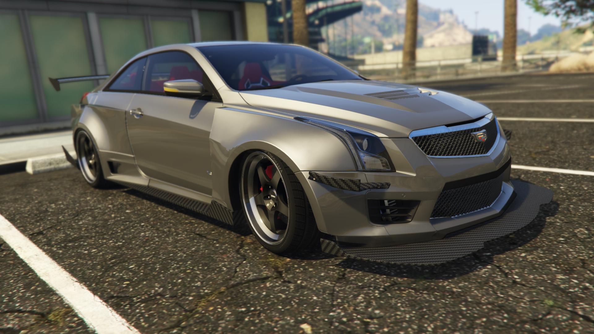 Cadillac ATS-V Forza Edition