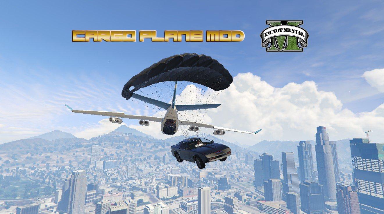 Cargo Plane Mod