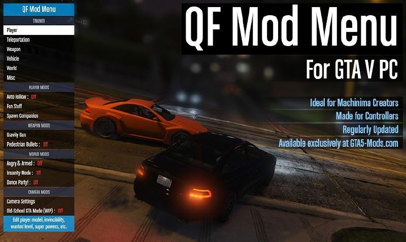 QF Mod Menu