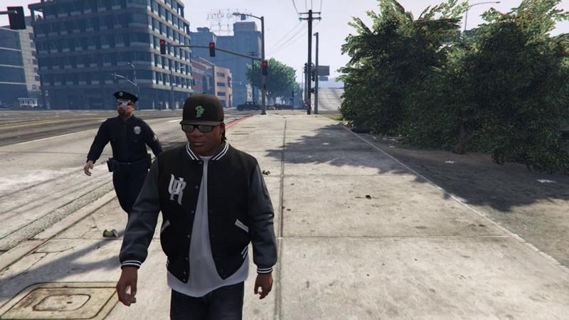 Cop Street