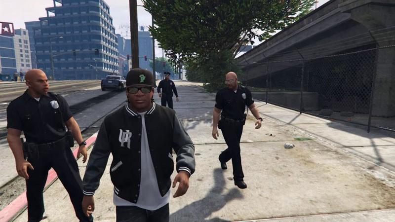 Cop World
