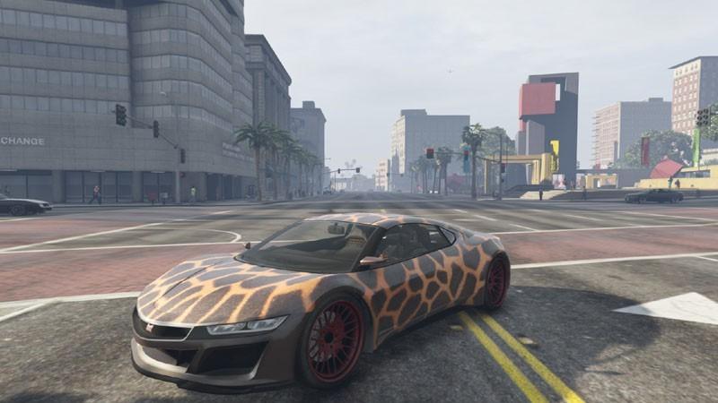 15 Custom Car Textures For Jester