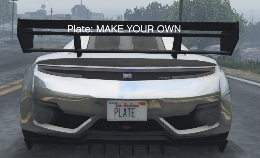 Plaques custom
