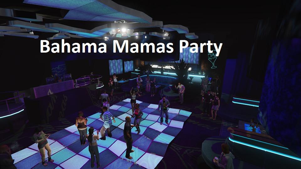 Bahama Mamas Party