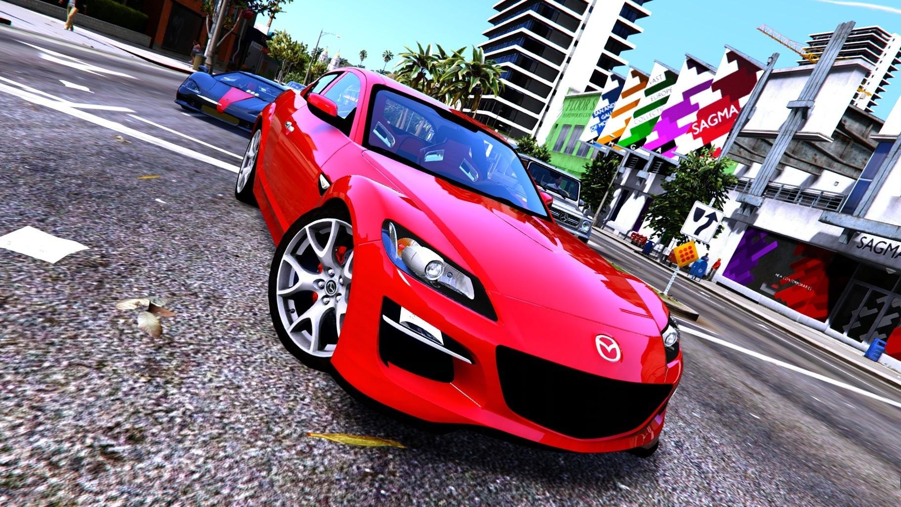 Mazda RX8 Spirit R 2012
