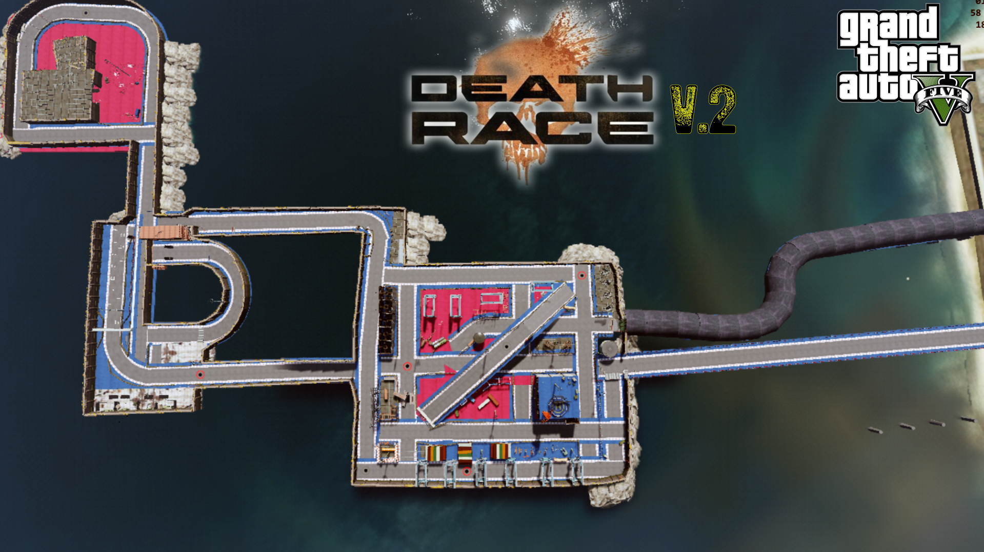 Map Death Race #2