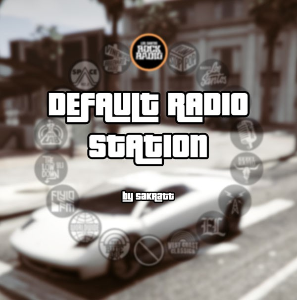Default Radio Station