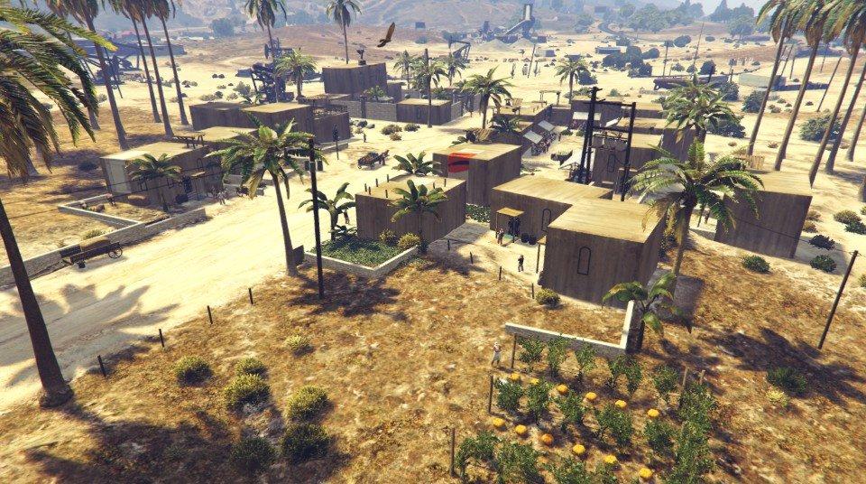 Grand Theft Auto Egypt