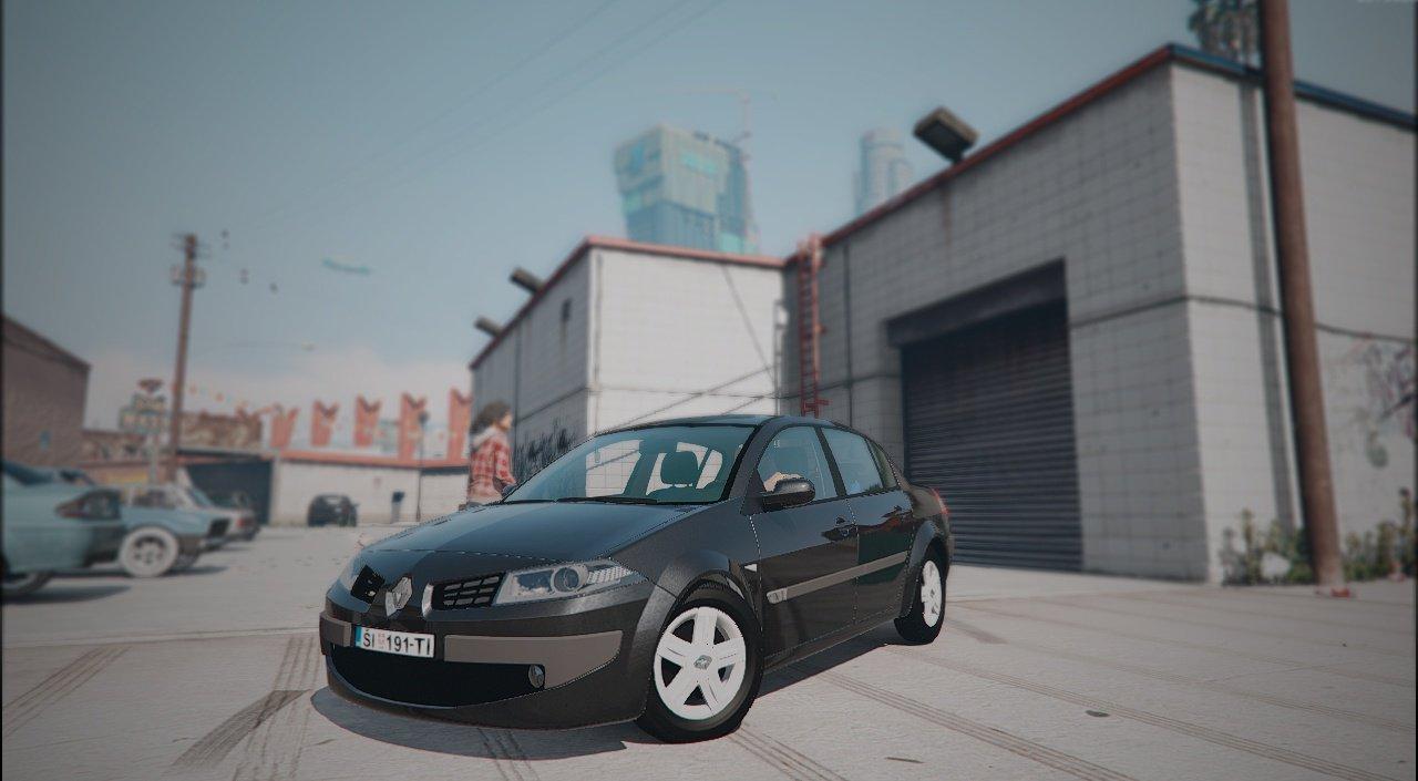 Renault Megane Sedan - V U00e9hicules
