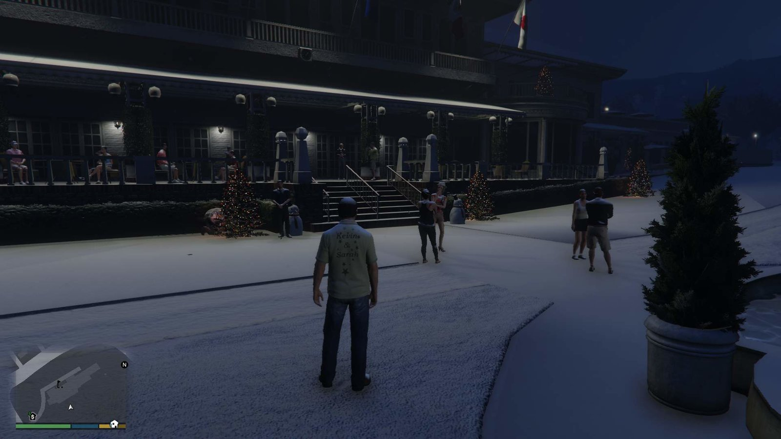 "Christmas in Los Santos 2015 ""A Christmas Party"""
