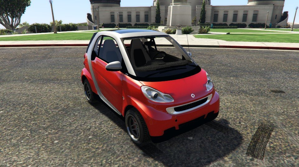 2012 smart fortwo v hicules t l chargements gta 5. Black Bedroom Furniture Sets. Home Design Ideas