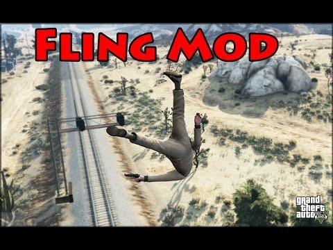 Fling Mod