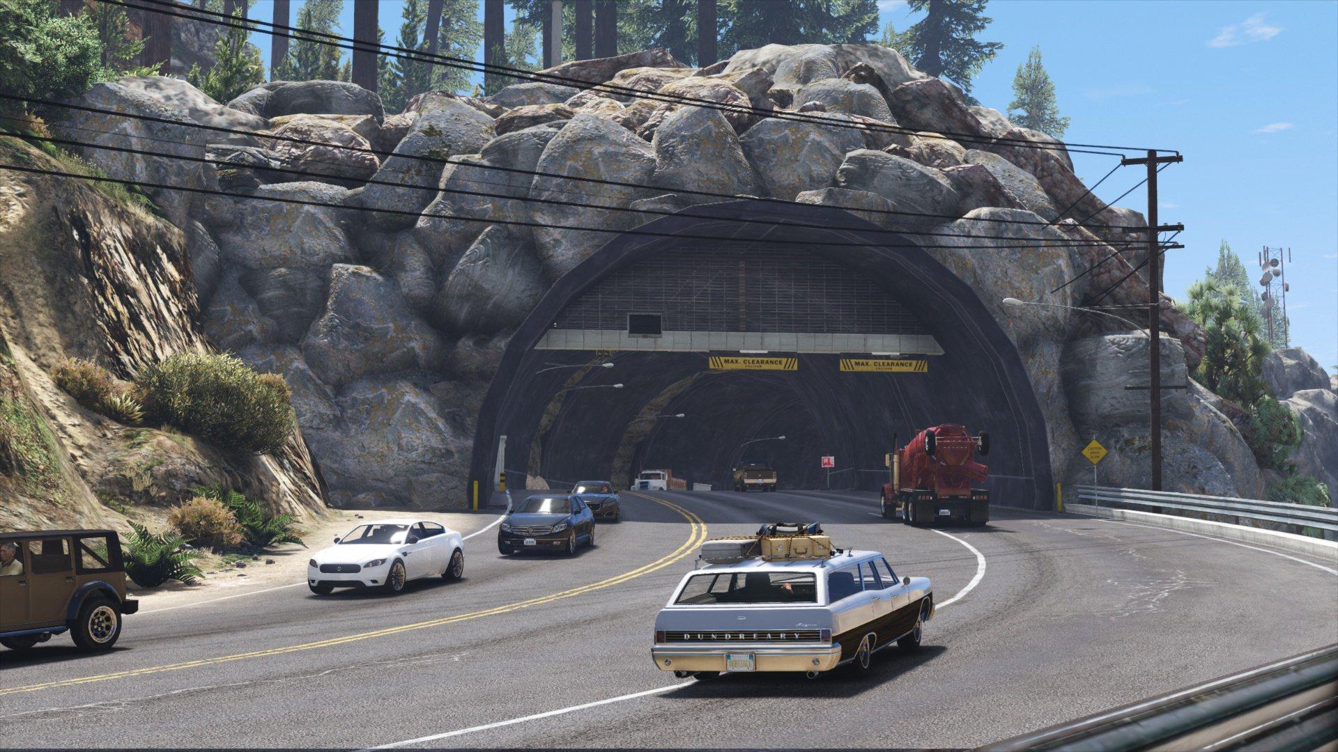 Great Ocean Tunnel