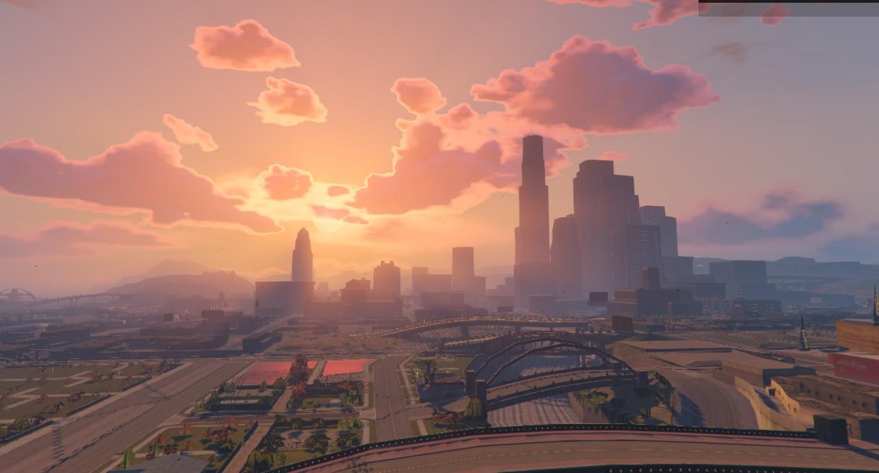 GTA V : San Andreas