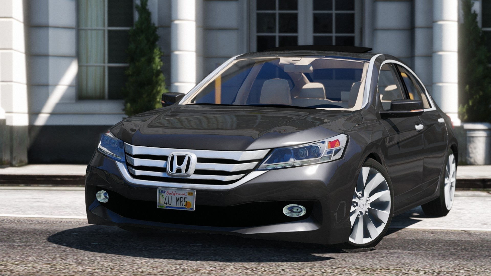 honda accord 2015 v hicules t l chargements gta 5. Black Bedroom Furniture Sets. Home Design Ideas