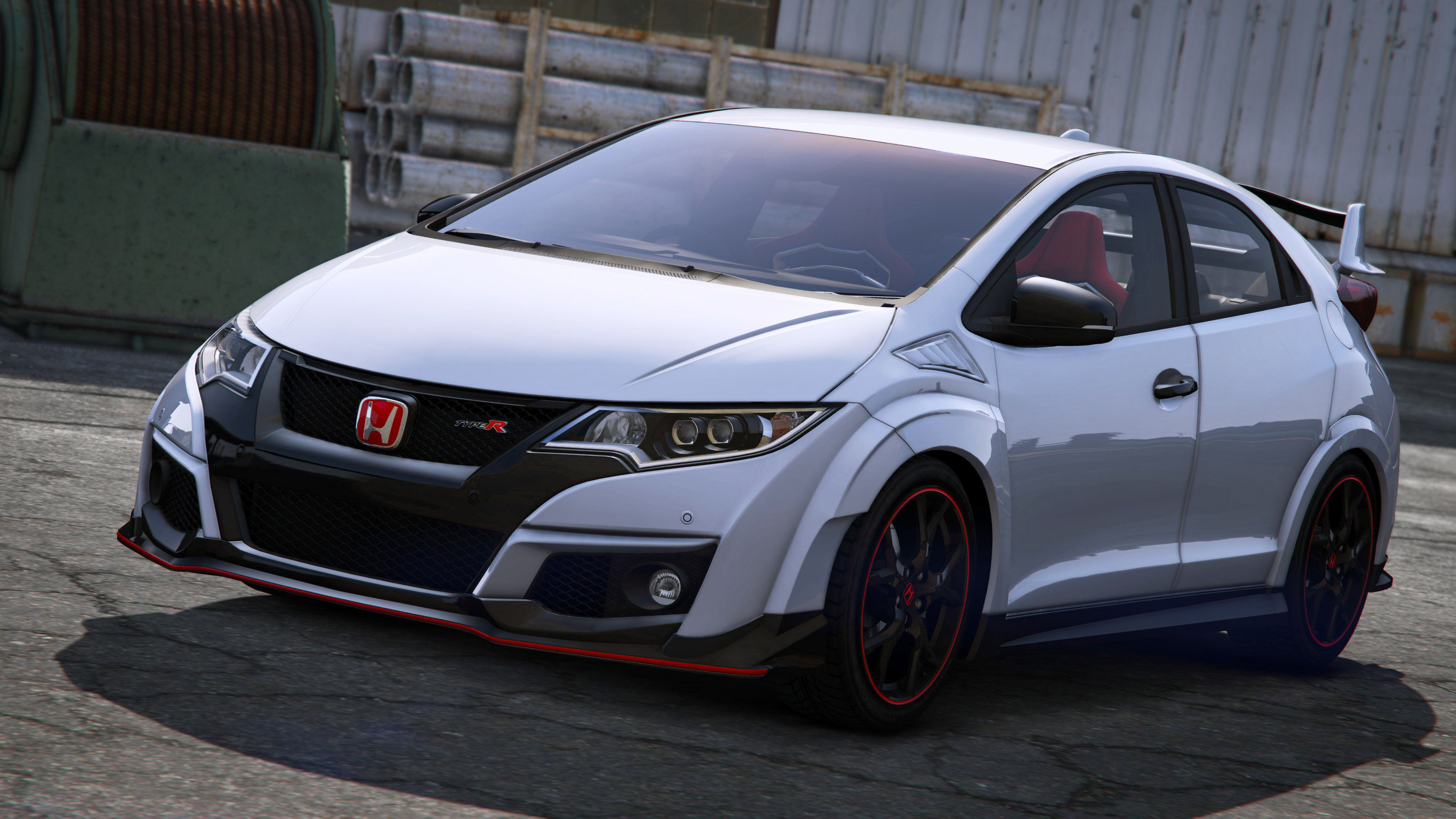 honda civic type r fk2 2015 v hicules t l chargements gta 5. Black Bedroom Furniture Sets. Home Design Ideas