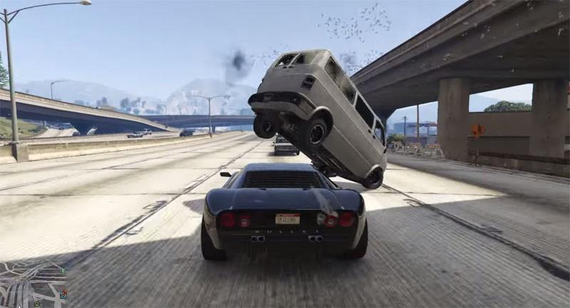 Heavy Super Cars + No Motorcycle Ragdoll + Better Damage