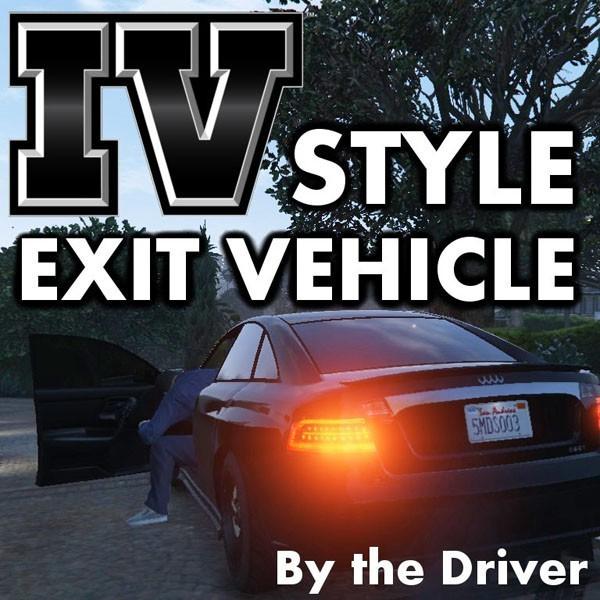 IV Style Exit Vehicle