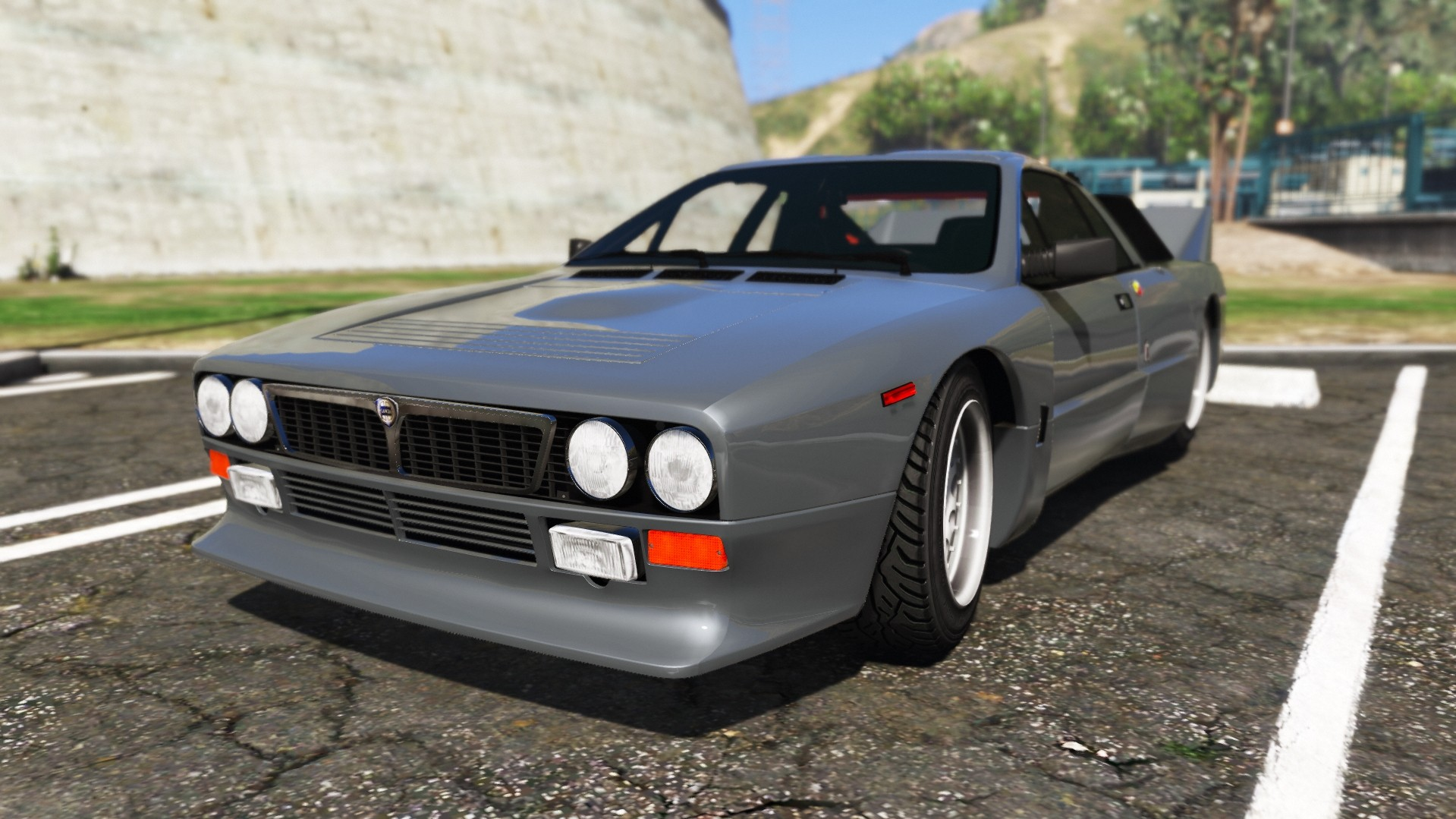 lancia 037 stradale 1982 v hicules t l chargements gta 5. Black Bedroom Furniture Sets. Home Design Ideas