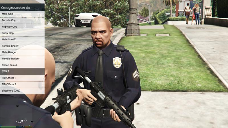 LAPD Peds