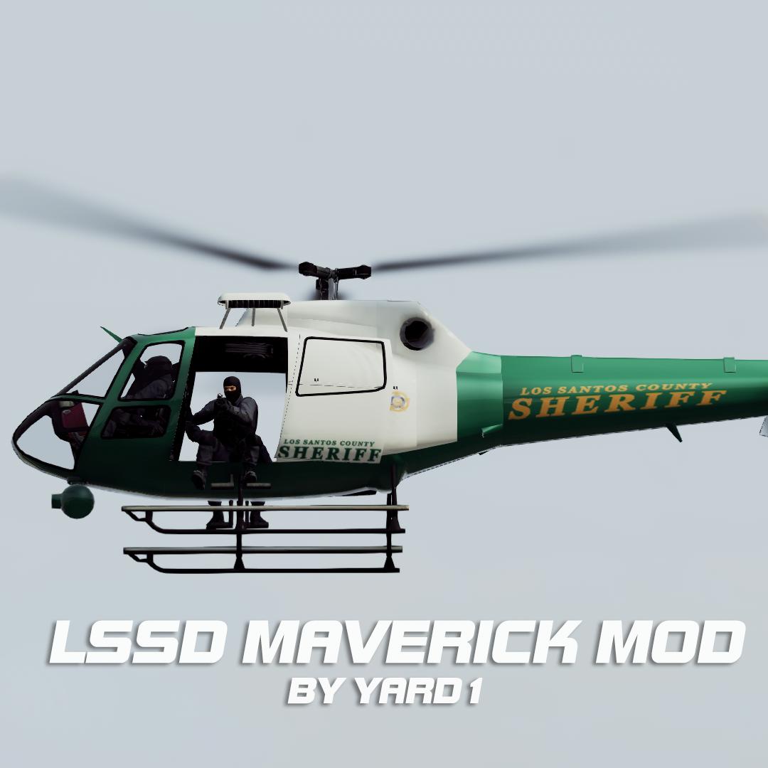 LSSD Maverick Mod