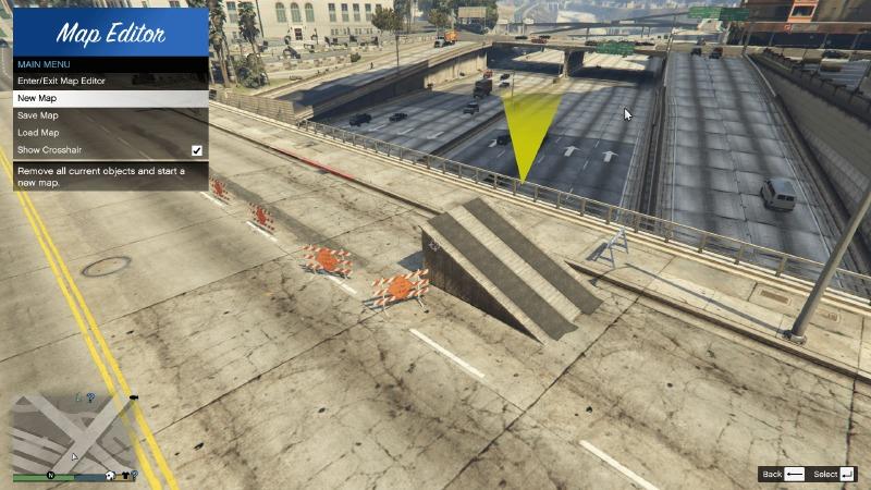 Map Editor GTA 5