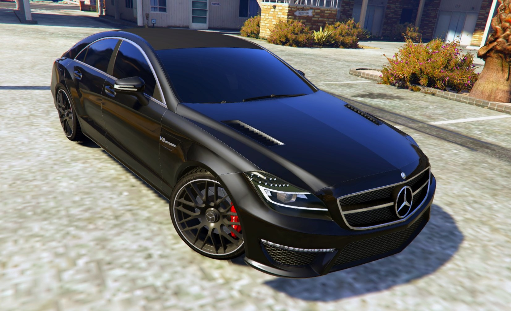 mercedes benz cls 6 3 amg v hicules t l chargements gta 5. Black Bedroom Furniture Sets. Home Design Ideas