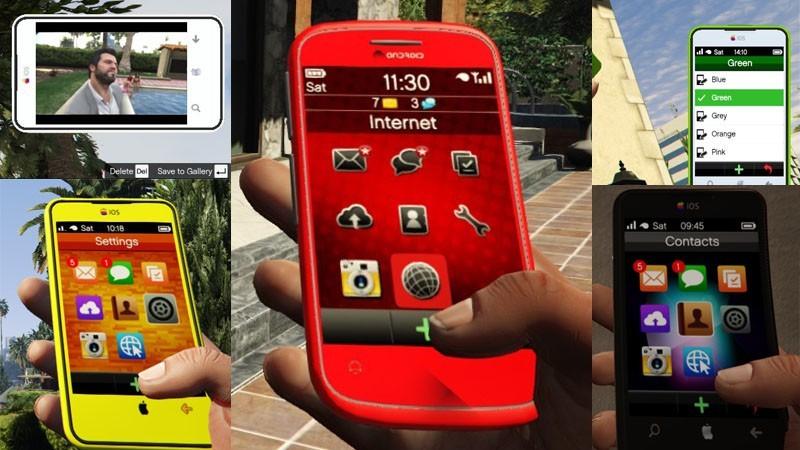 Phone Color Expansion