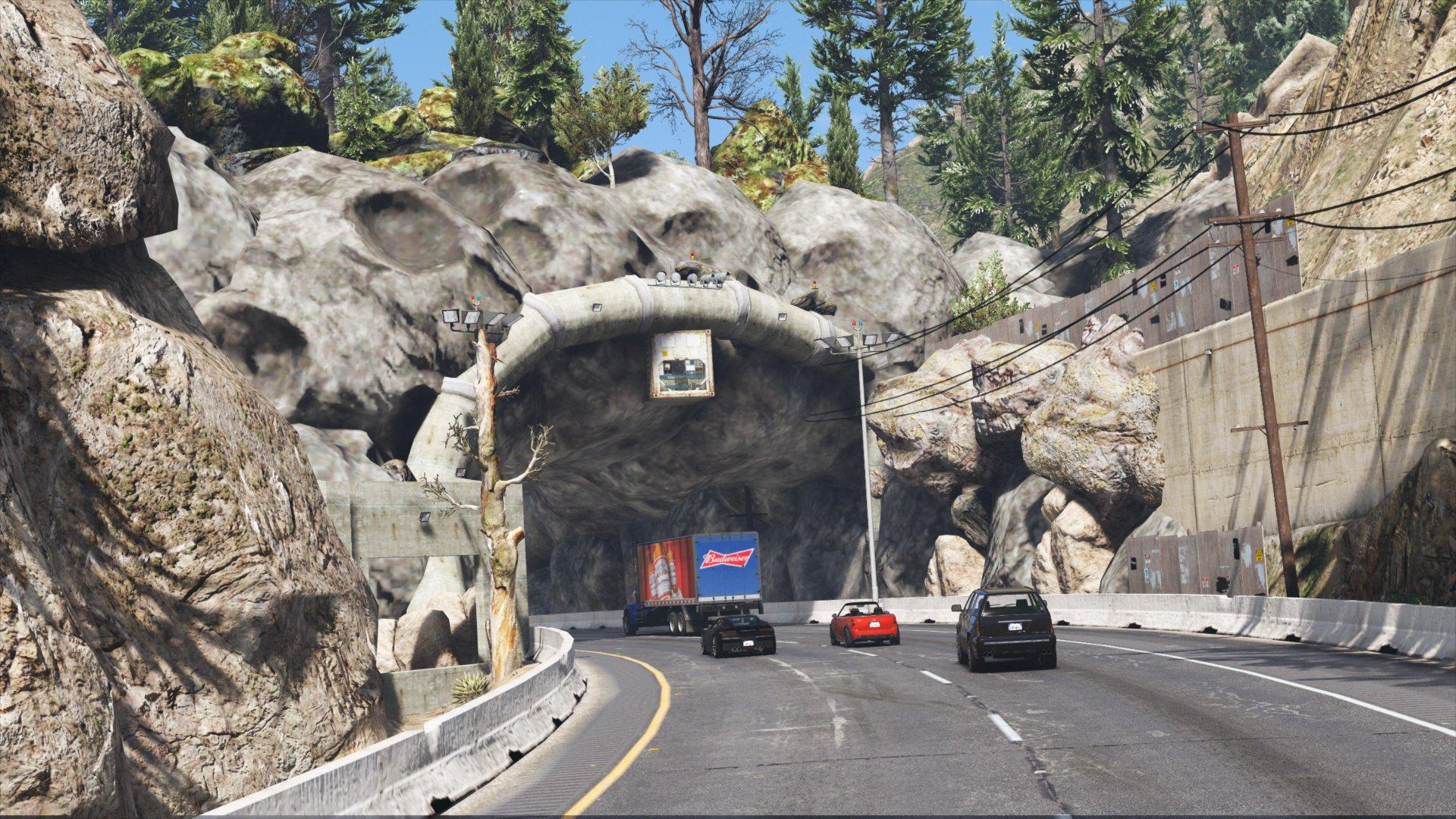Señora Highway Old Tunnel
