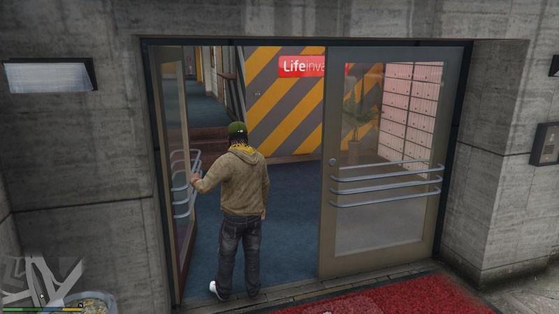 Tous les intérieurs accessibles GTA 5