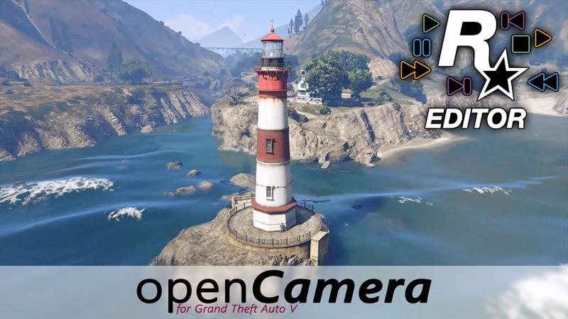 openCamera pour OpenIV
