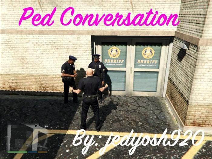 Ped Conversation