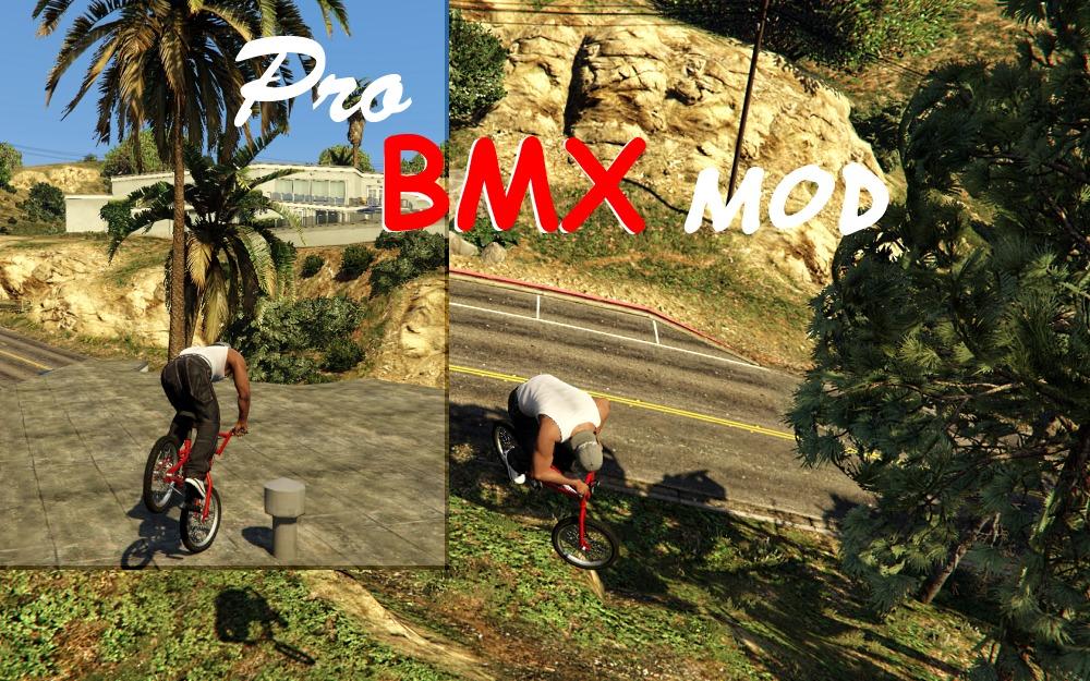 Pro BMX Mod