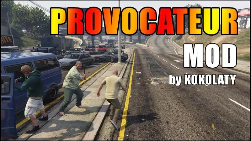 Provocateur Mod