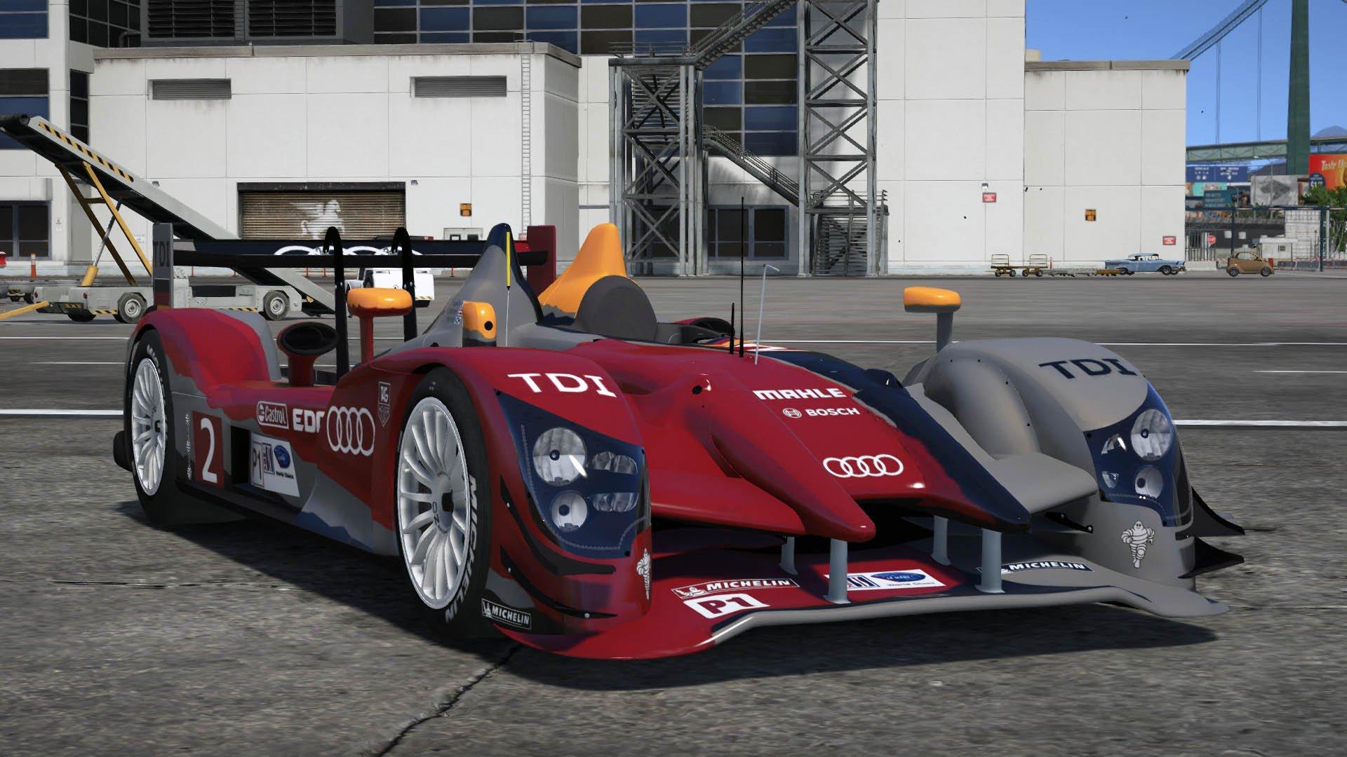 Audi R15++ TDI 2011 #2