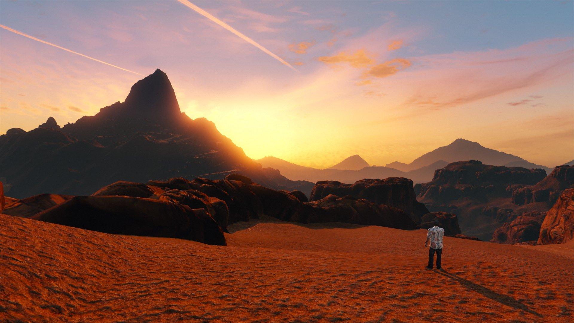 Red Dead Desert