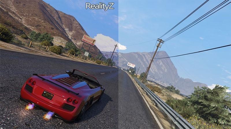 RealityZ Project