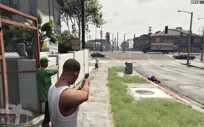 Street Gang Mod