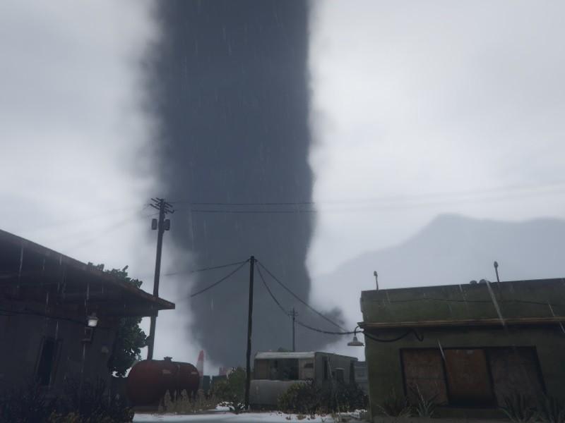 Tornado Script