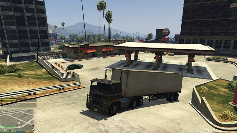 Trucking Job