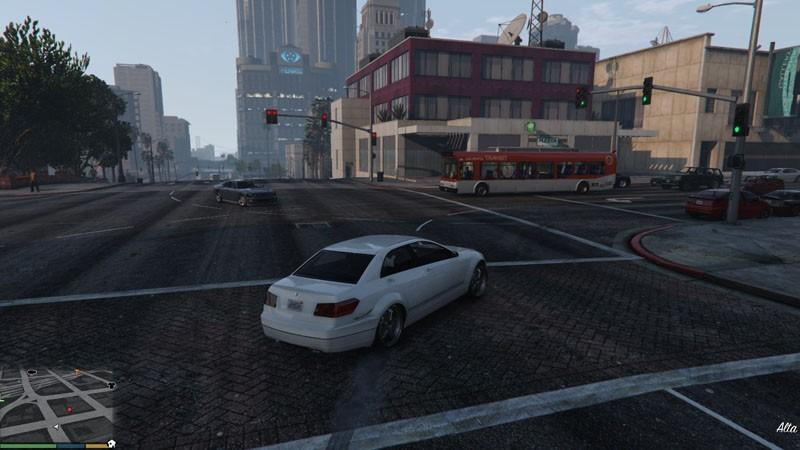 Xtreme Car Handling Mod
