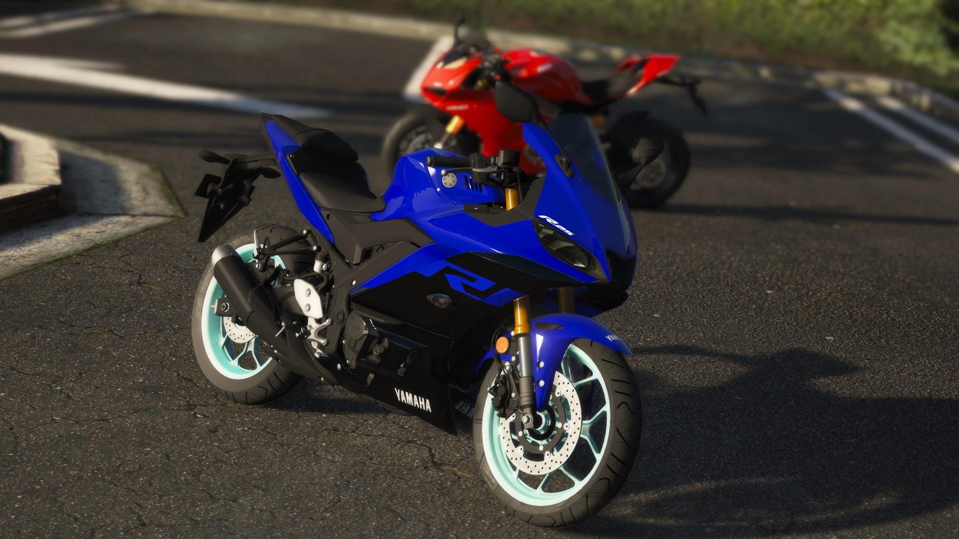 Yamaha YZF-R25 2019